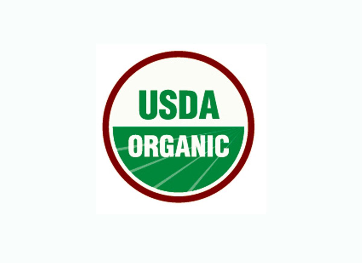 美国有机产品认证